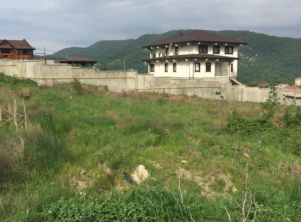 Участок земли под строительство дома на улице Высокогорная